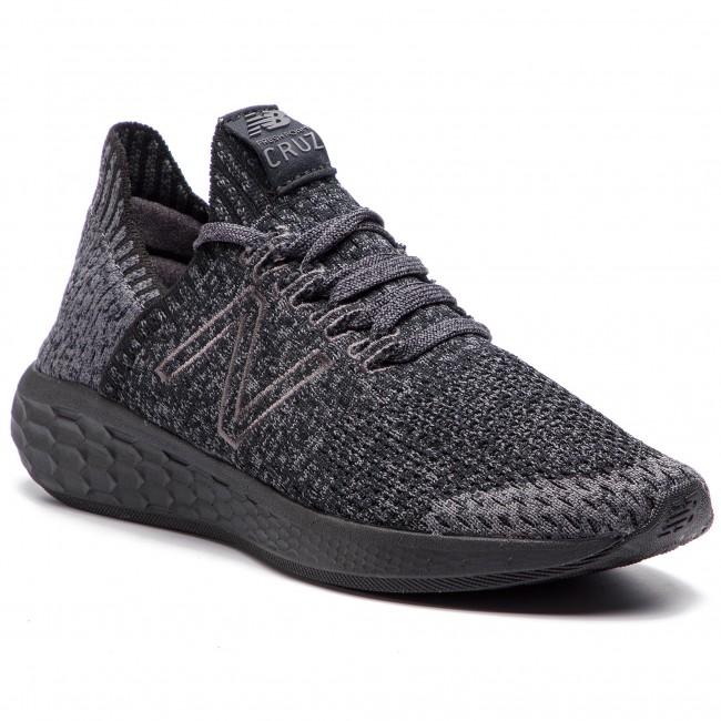 cel mai bine vândut moda designerului prima rata Pantofi NEW BALANCE - WCRZSSM2 Negru - Antrenament - Alergare ...