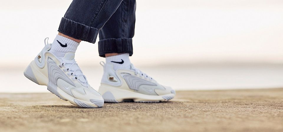 Nike Lilac Zoom 2K Trainers in 2020 | Sneakers fashion