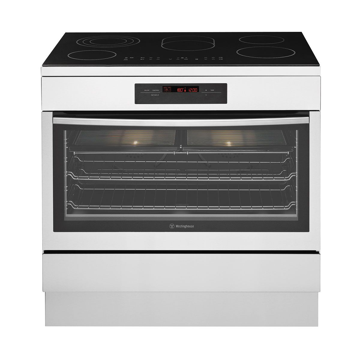 90cm Freestanding Electric Oven Stove