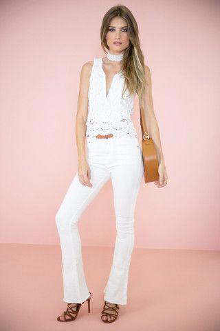Summer White – Haute & Rebellious