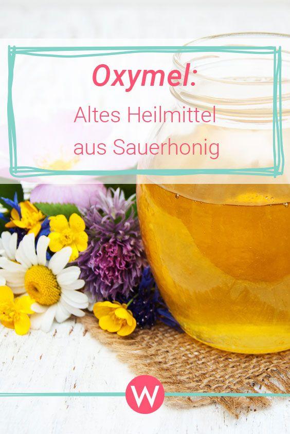 Oxymel Mit Diesem Rezept Bereitest Du Das Alte Heilmittel Zu