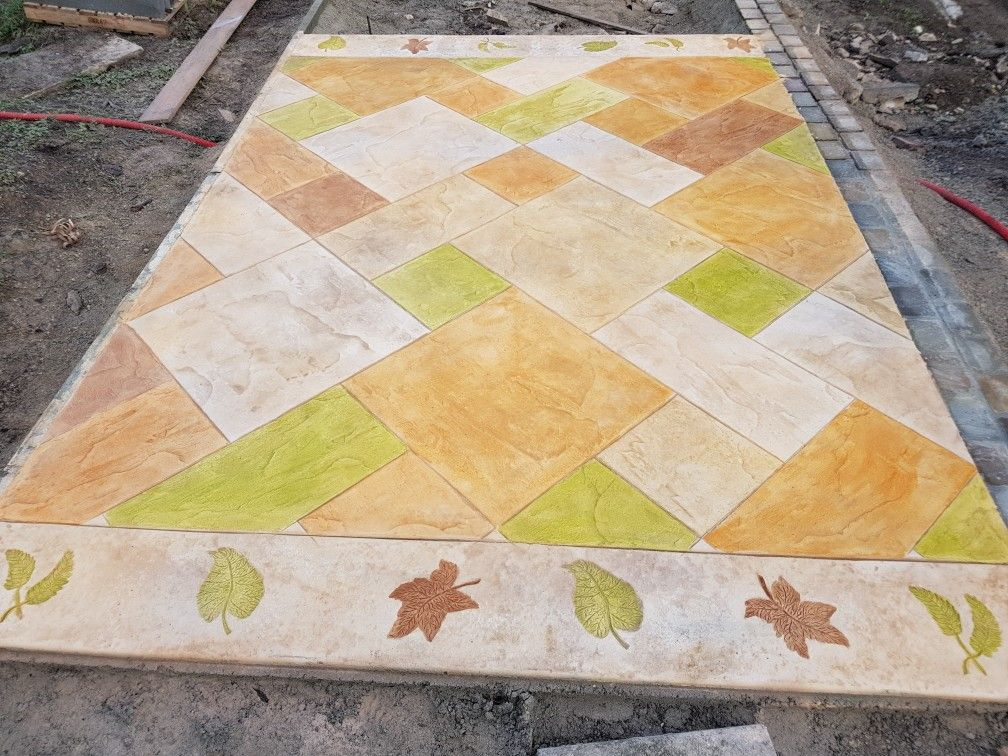 Pin by Decorative Surfaces on beton imprime Pinterest