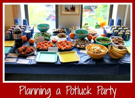 Thanksgiving Office Potluck Ideas That Don't Suck — The ... |Thanksgiving Food For Work