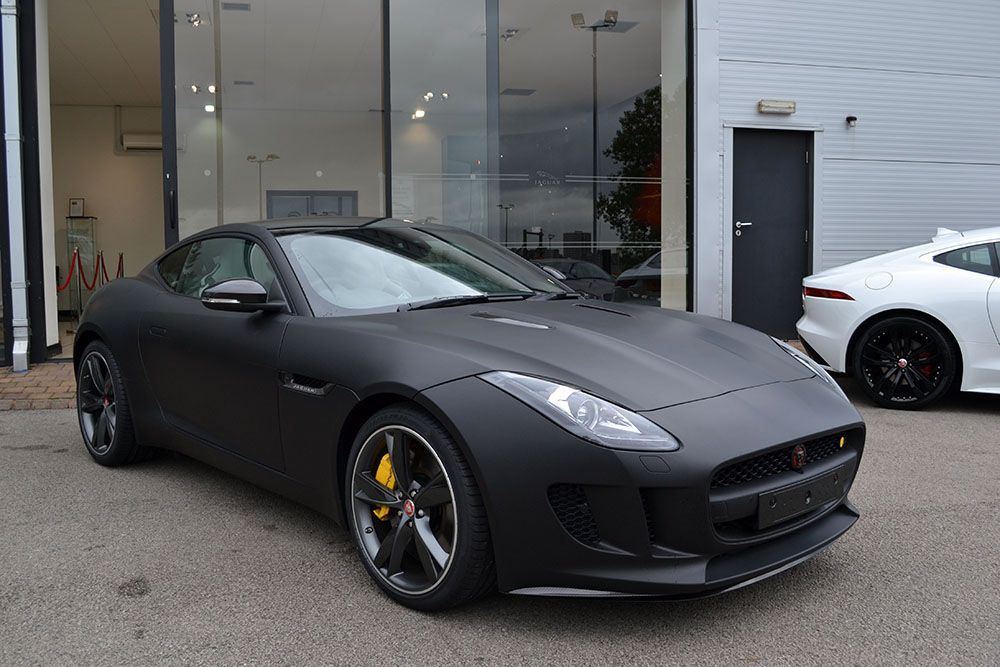 Jaguar F Type Matte Black Google Search Jaguar F Type Jaguar Car Jaguar