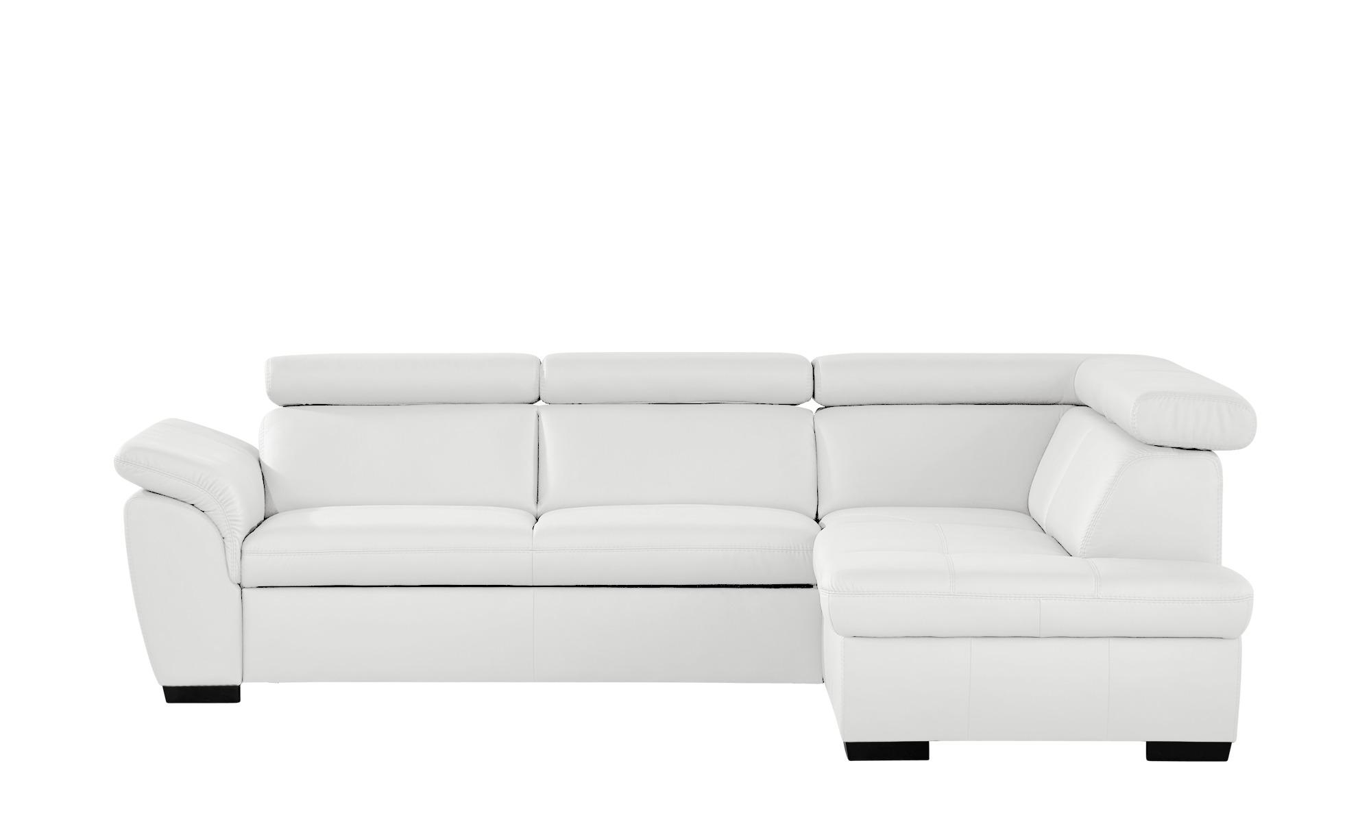 Uno Ecksofa Aus Leder Samantha Gefunden Bei Mobel Hoffner Big Sofa Kaufen Sofa Leder Sofa Design