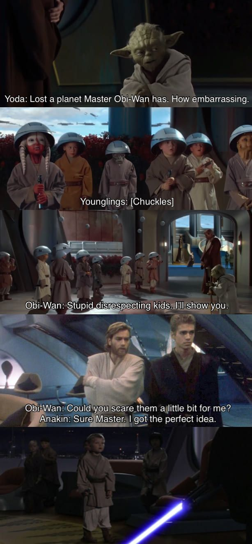 Anakin Stop Panakin Star Wars Jokes Funny Star Wars Memes Star Wars Humor