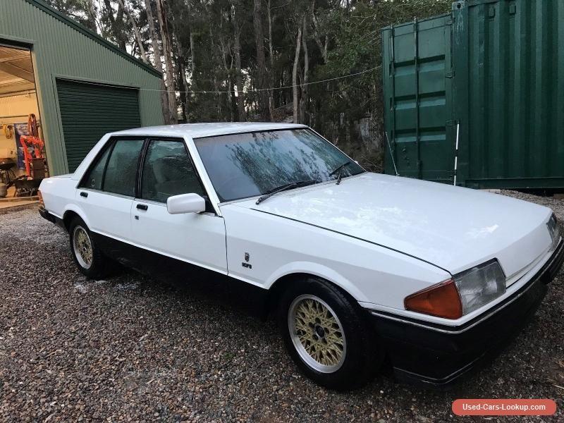 Car For Sale Ford Xe Esp Fairmont