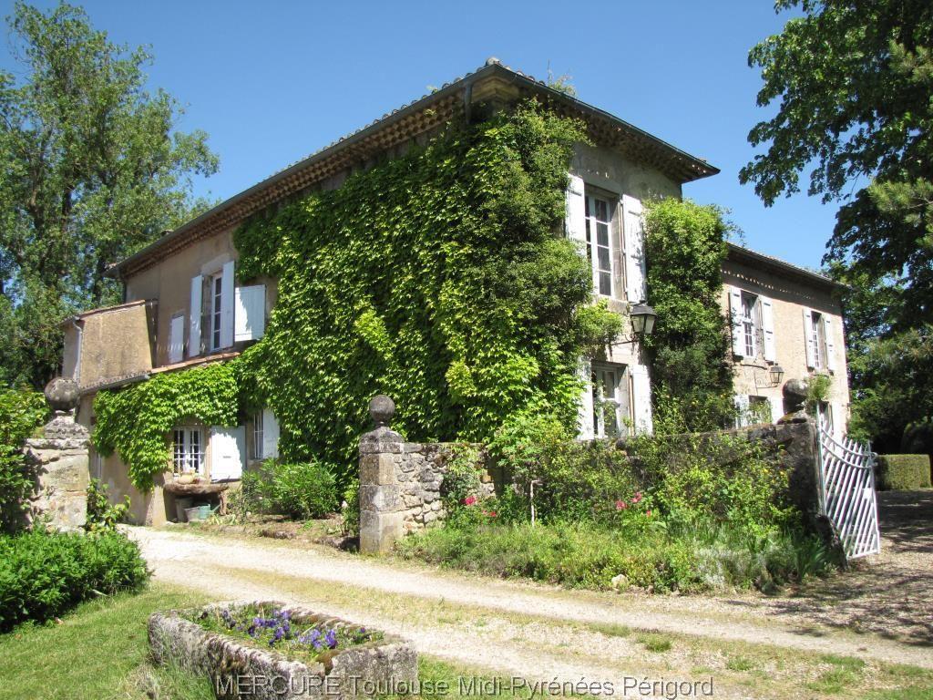 France Vente Maison De Maître Castres 11848vm Maison De Maitre Vente Maison Maison