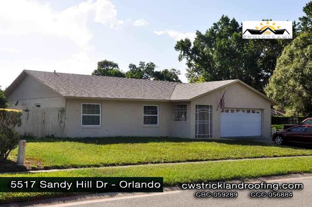 Orlando Florida Roof Testimonials | Orlando Roofing Contractor | CW  Strickland