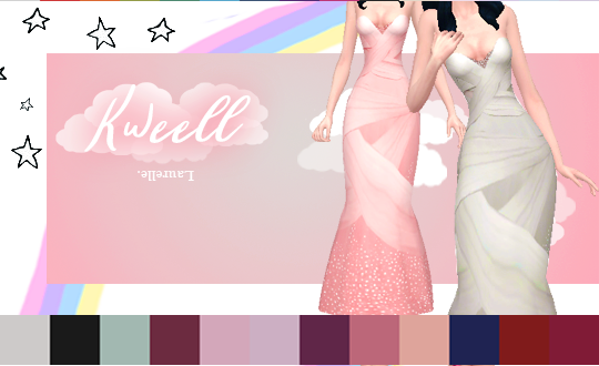 Lana CC Finds - misskweell: Miss Kweell - New Year and 700+