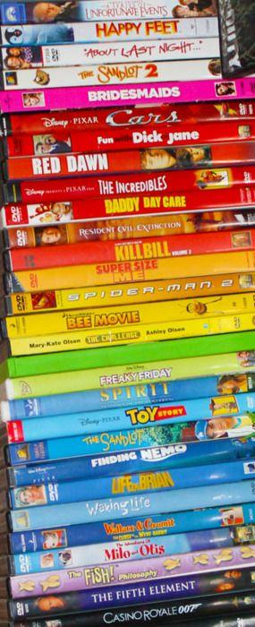 rainbow dvds