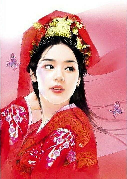 Pin de Wind Chimei en 古風插畫 | Pinterest