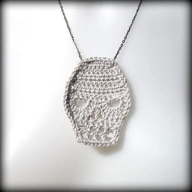 Shara Lambeth Designs: Skull Crochet Pattern   Crochet   Pinterest ...