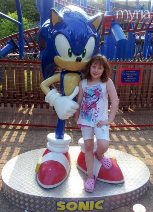 It\u0027s hard to tell my daughter has a disability, because she can