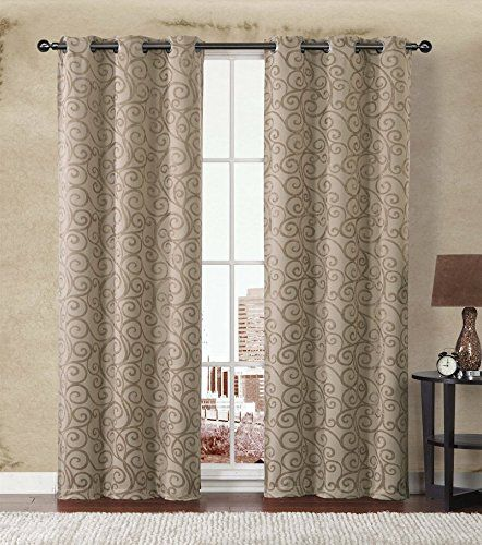 Pin By Patricia C On Studio Apt Curtains Grommet Curtains Cool
