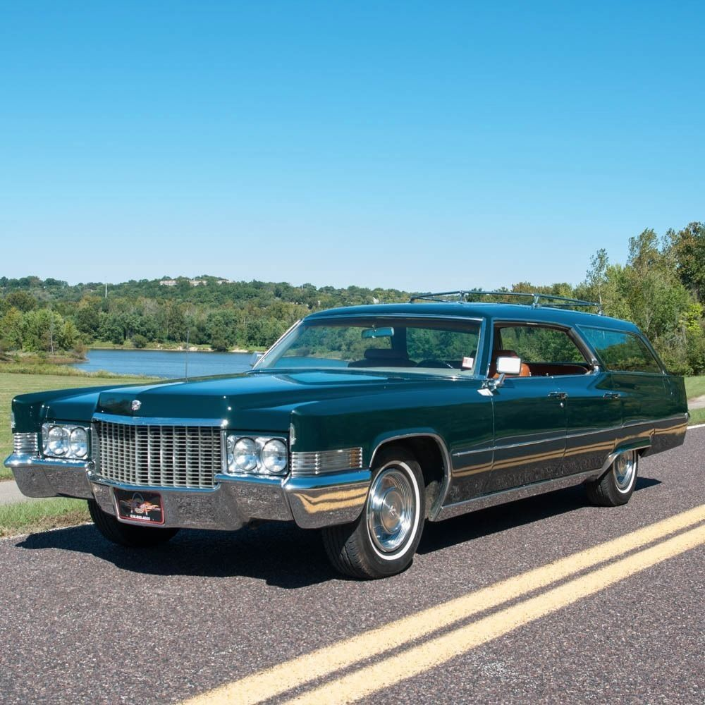 1969 Other Makes DeVille DeVille Wagon