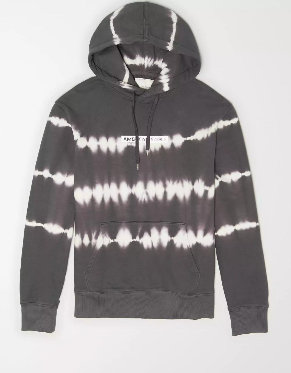 Ae Tie Dye Fleece Hoodie Mens Outfitters Hoodies Fleece Hoodie [ 1282 x 1000 Pixel ]