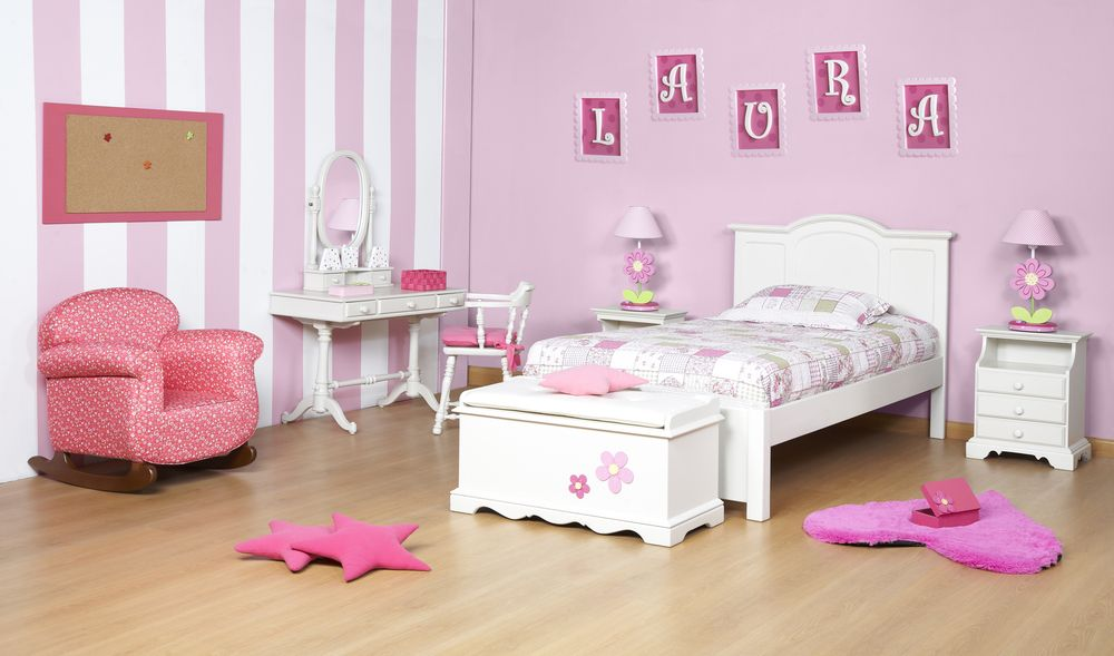Cuarto para ni a muebles pinterest cuartos para for Cuartos para nina y nino