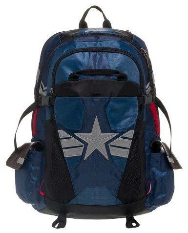 Marvel Captain America Suit Inspired Backpack