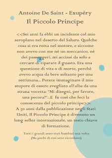 Federica Passani Illustrations: Il Piccolo Principe (The Little Prince)