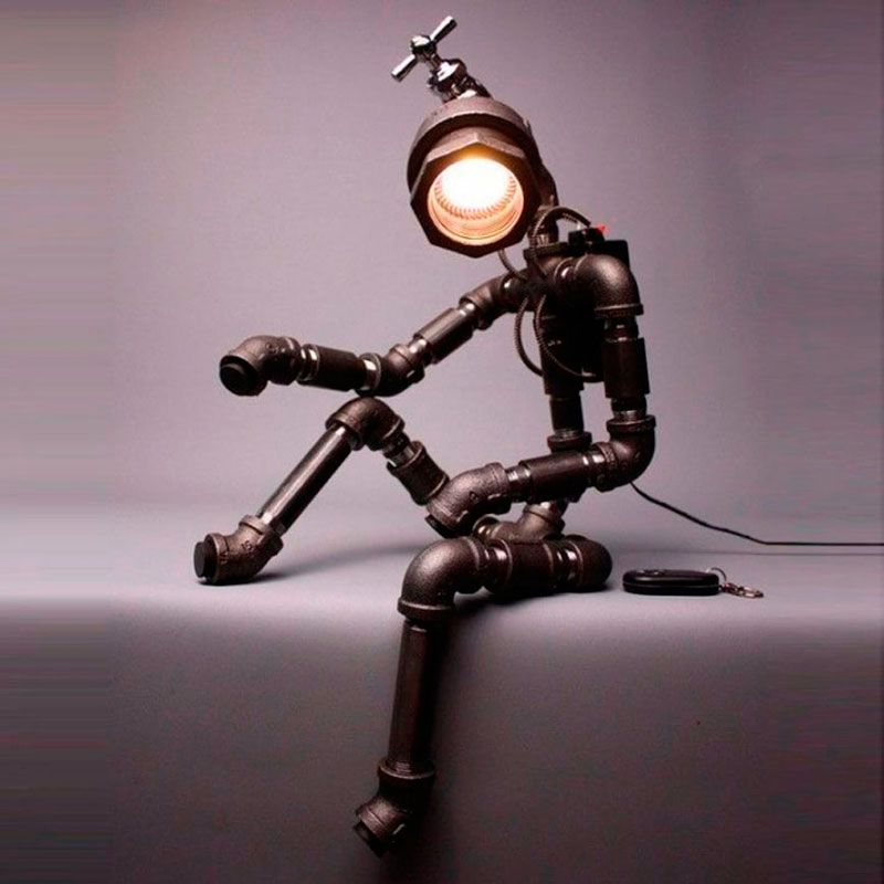 Striking Recycled Lamps That Are Borderline Genius!