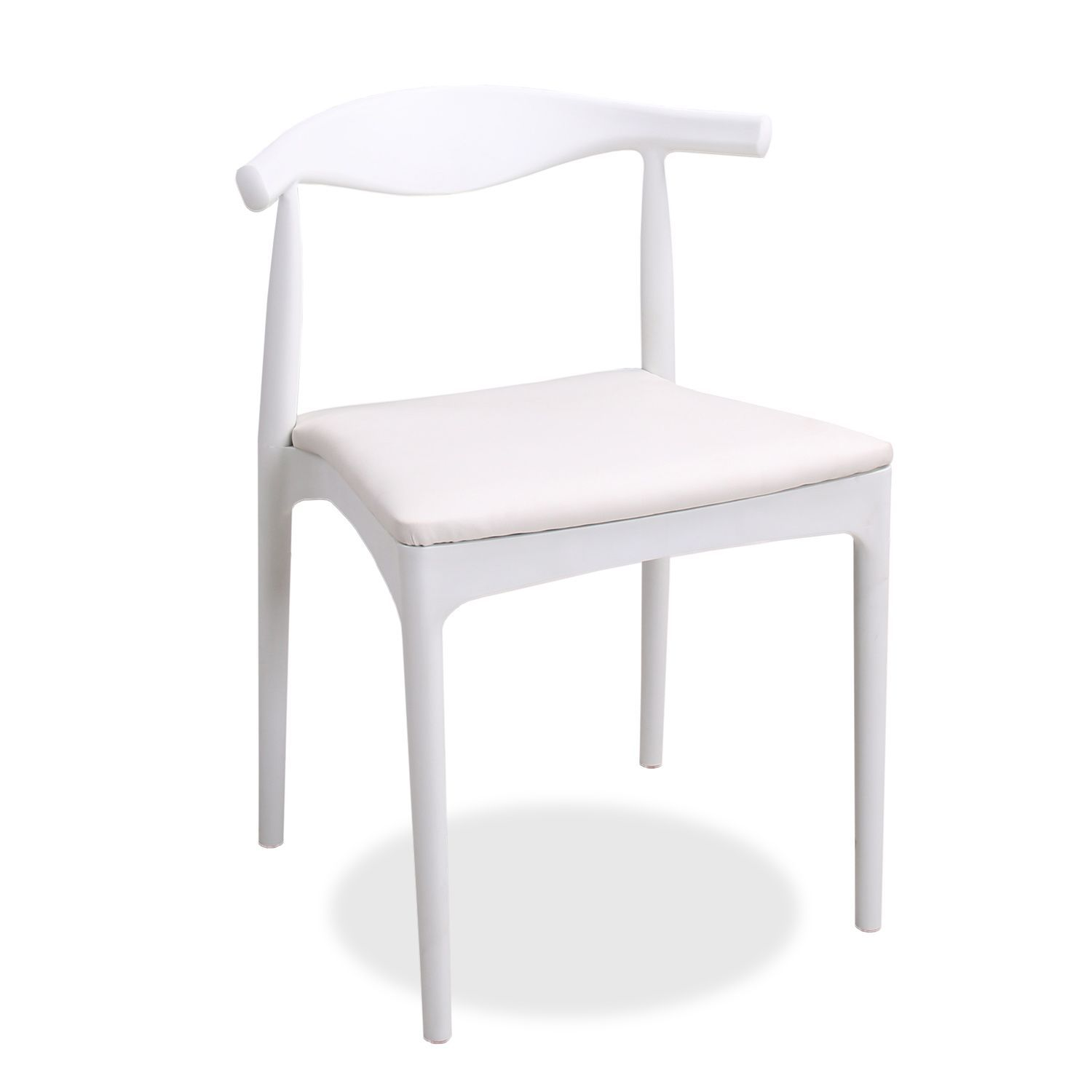 Peachy Dan Chair Polypropylene Inspiration Elbow Chair From Hans Caraccident5 Cool Chair Designs And Ideas Caraccident5Info