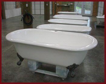Refinished Vintage Clawfoot Tubs Bonus Small Local Snohomish