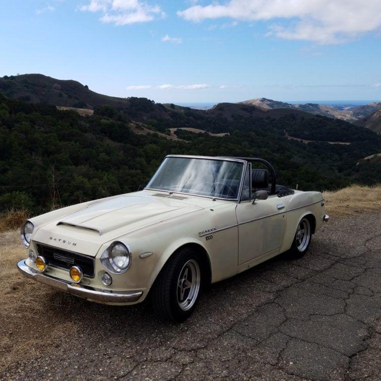 BaT Auction Success Story: U20 Swapped 1969 Datsun