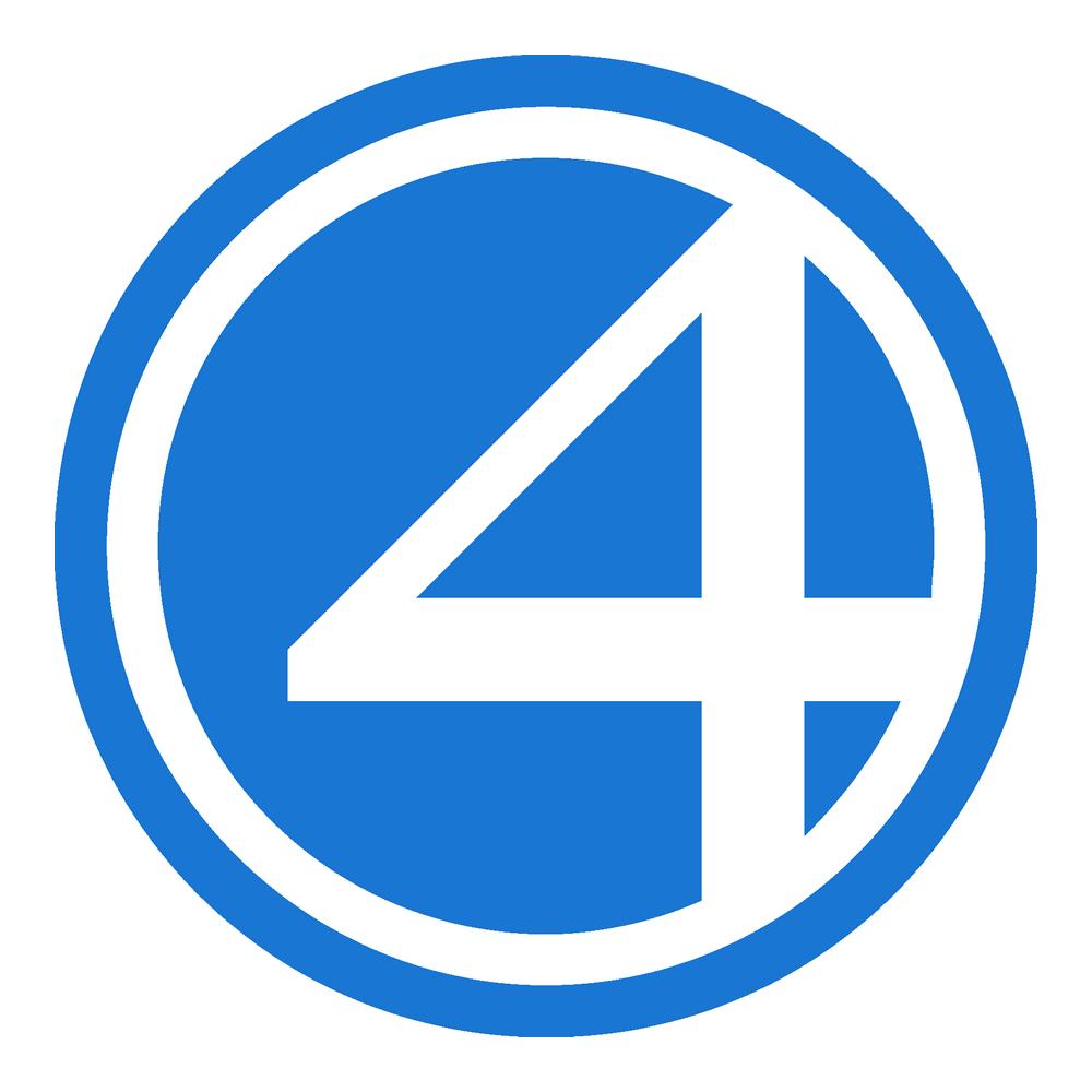 Fantastic Four Logo Fantastic Four Logo Fantastic Four Marvel Fantastic Four