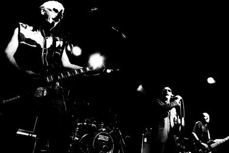 The Damned - October 31, 1998 - Paradise, Boston