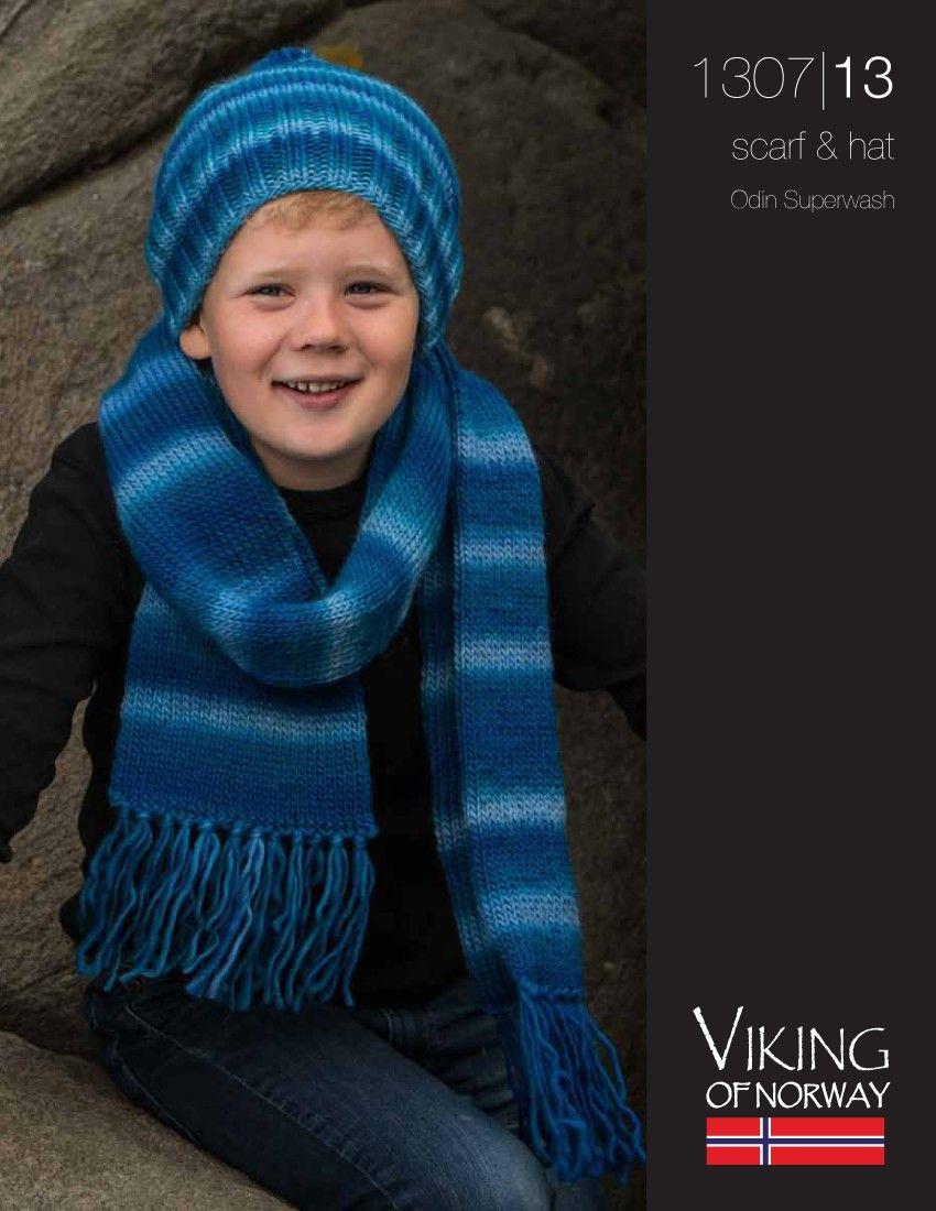 Odin superwash scarf hat 1307 13 knitting fever yarns euro odin superwash scarf hat 1307 13 knitting fever yarns euro yarns bankloansurffo Gallery