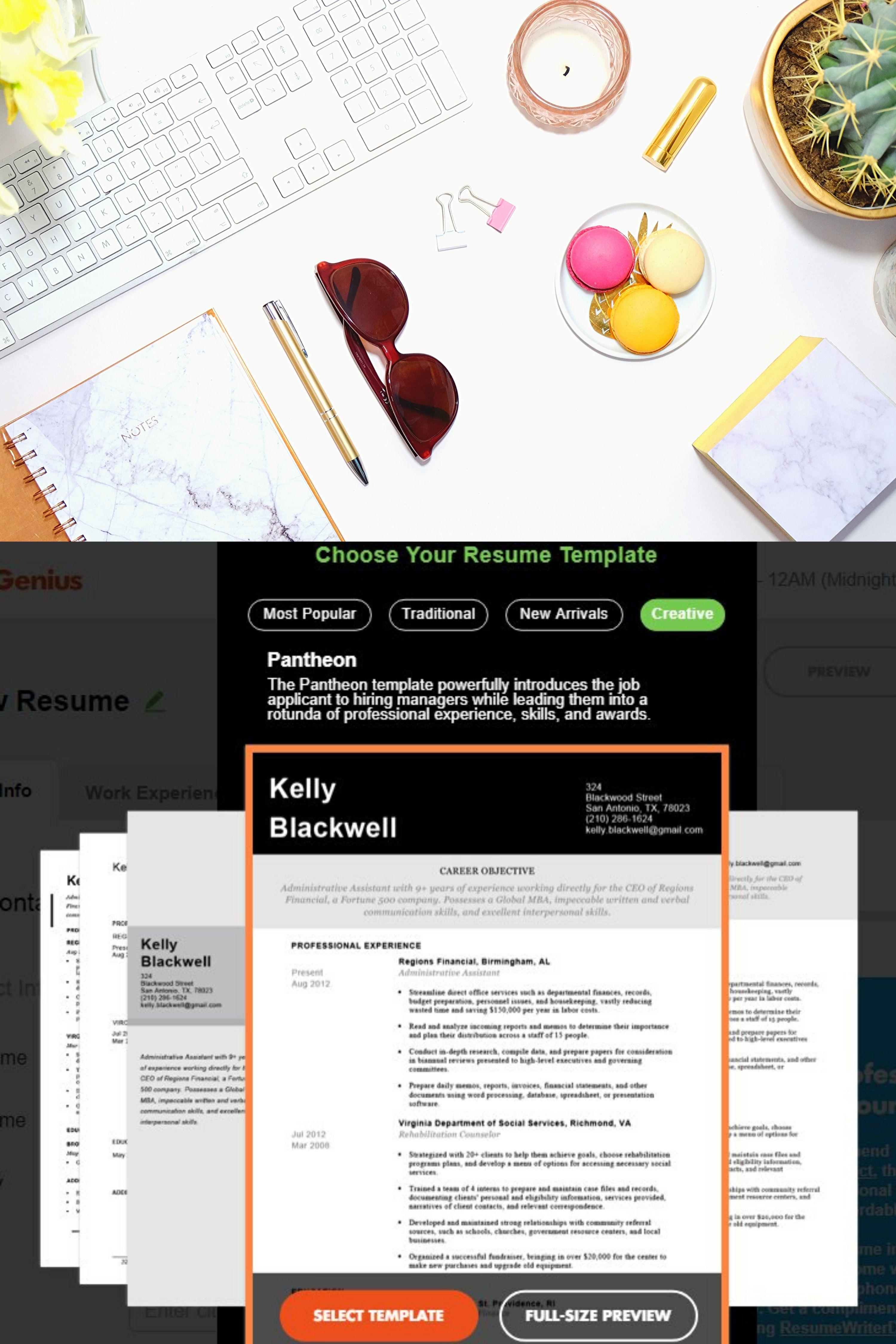 Download Template CV Lamaran Kerja di 2020
