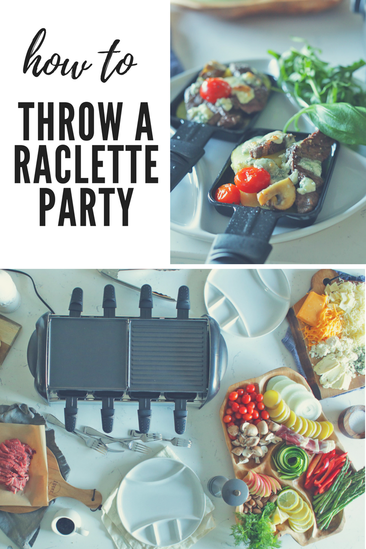 Raclette Food Options Recipe Style Entertaining