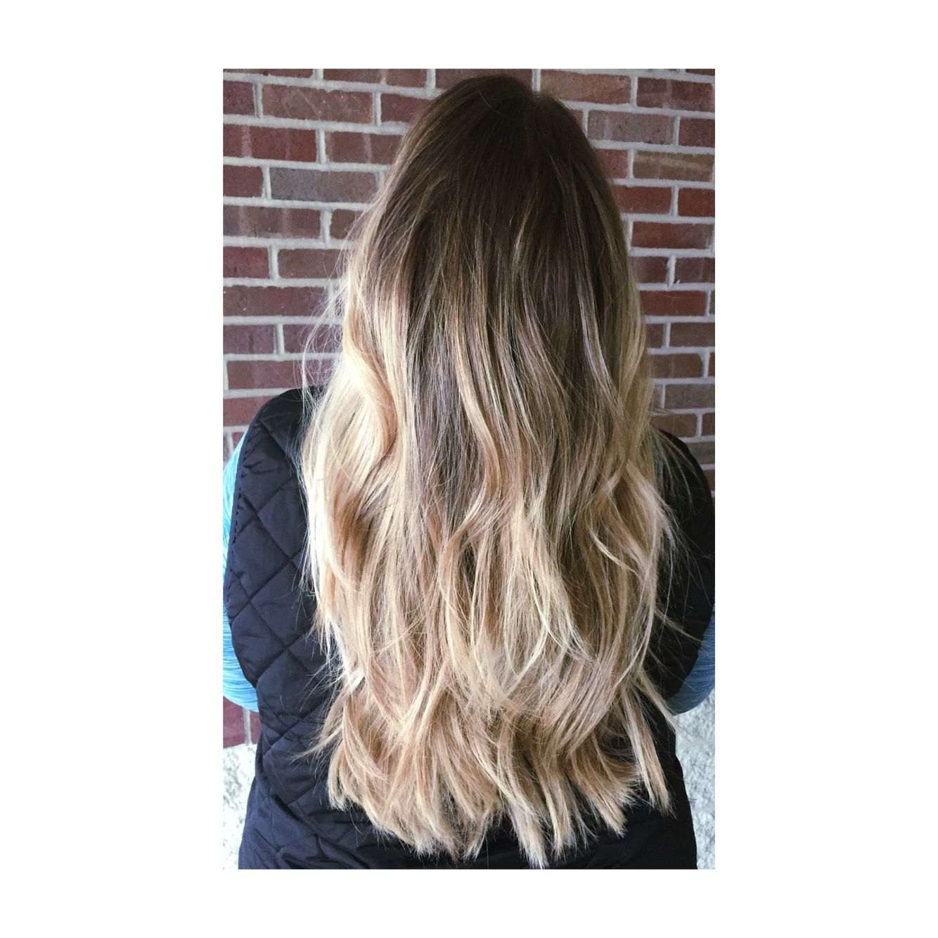 Bayalage hair hilights ombre blonde H A I R Pinterest