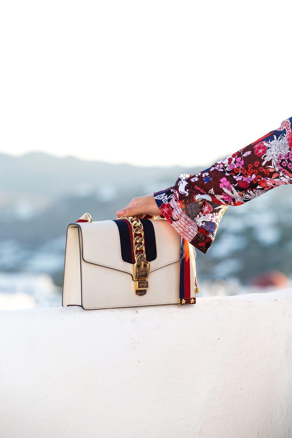 1d849dd4ec30 Gucci Sylvie Bag worn by Stella Asteria - Fashion   Lifestyle Blogger