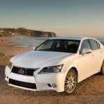 First Look: 2013 Lexus GS 450h Hybrid Car