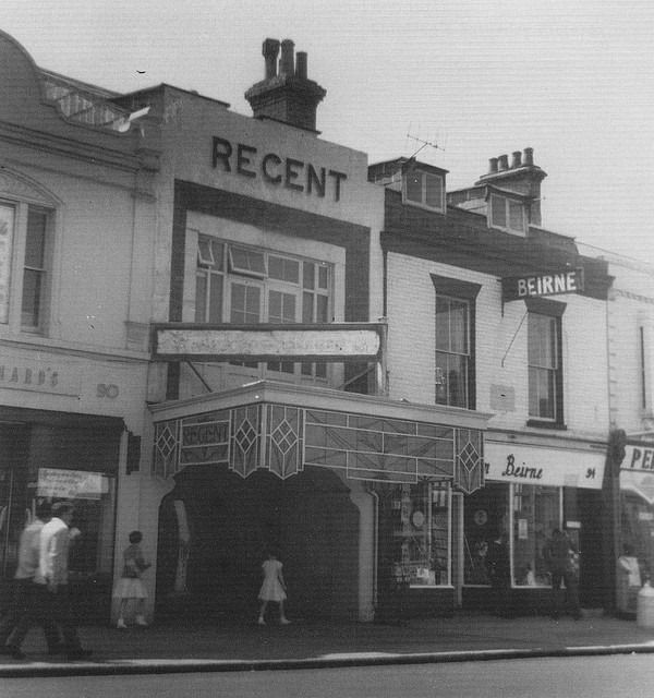 Regent Cinema, Shirley