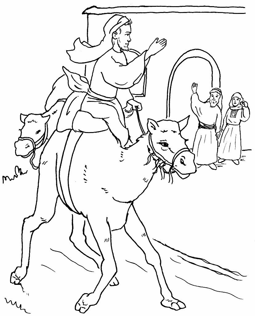 Prodigal Son Coloring Pages in 2020 (With images