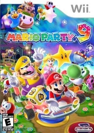 Mario Party 9 Pal Español Wii Game Pc Rip Juegos De Wii Juegos De Mario Nintendo
