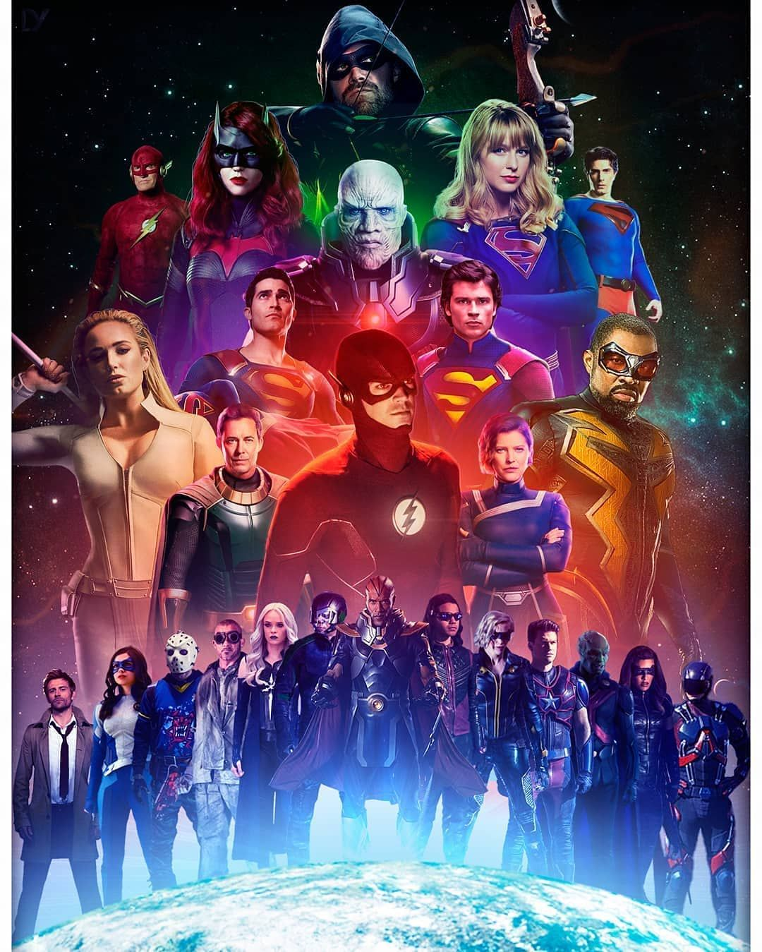 Pin By Jtatuem98 On Dc In 2020 Infinite Earths Dc Comics
