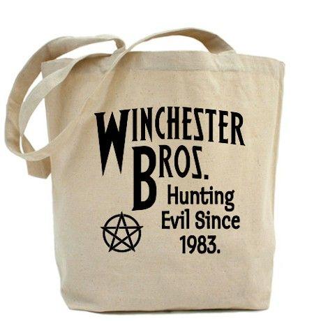 Winchester Bros. Hunting Evil Since 1983 - Supernatural
