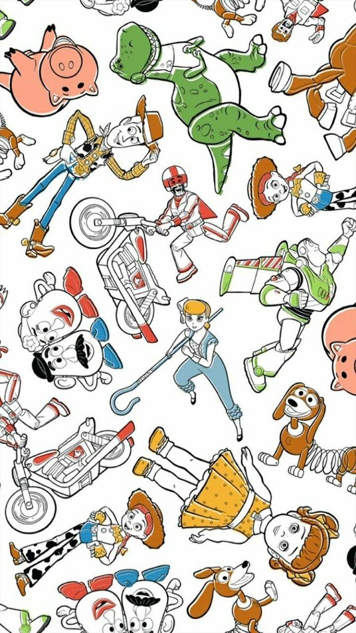 ディズニー イラスト 壁紙 Hdの壁紙を検索してダウンロードする