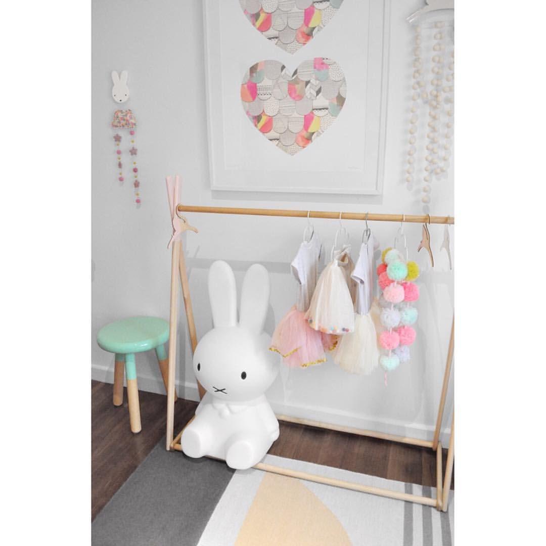 "Milka Interiors på Instagram: ""Hey Miffy!! #kidsdecor#interiors#childrensinteriordesign#love#girlsroom#twins#vintage#miffy#love#kidsstyle#yay"""