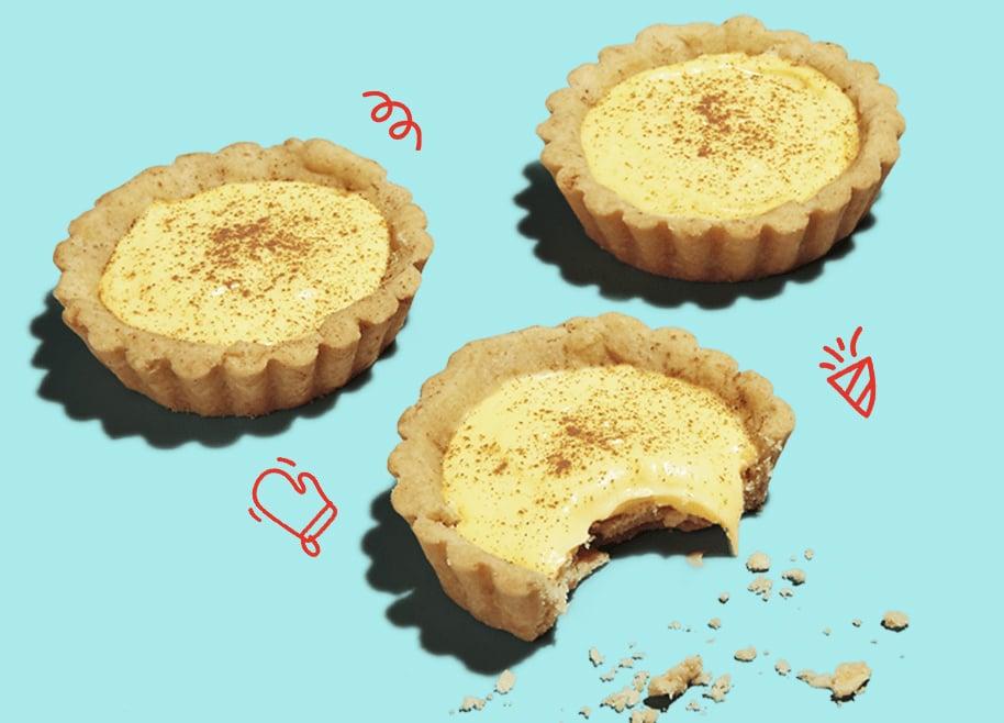 Baking Recipes Recipes Com Au Recipe Custard Recipe Easy Sweetened Condensed Milk Recipes Custard Tart