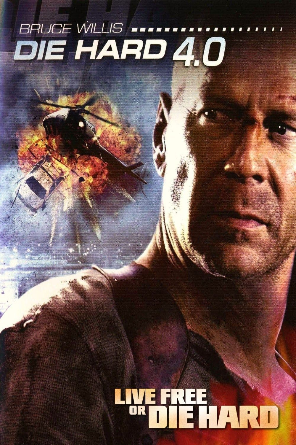 Live Free Or Die Hard 2007 Die Hard Live Free Or Die Free Online Movie Streaming
