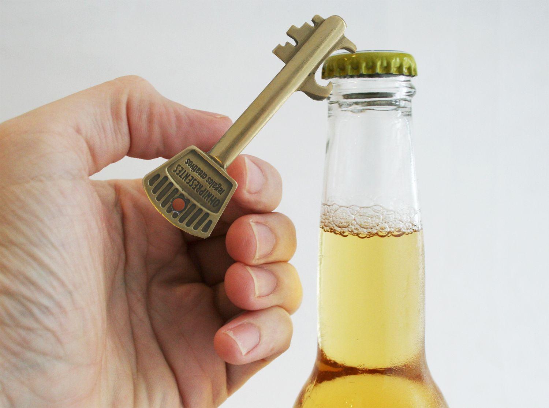 Abridor de garrafa