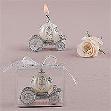 Cinderella Wedding Carriage Candle Cathy These Are So You