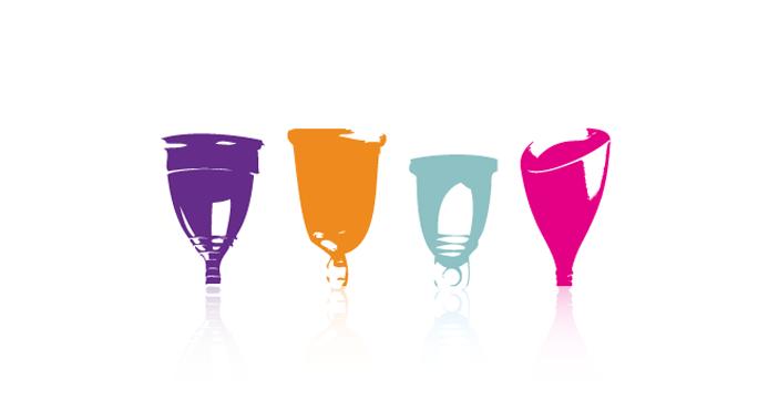 Como Colocar La Copa Menstrual Para Evitar Fugas Y Manchas Copa Menstrual Copas Menstruales Menstruacion