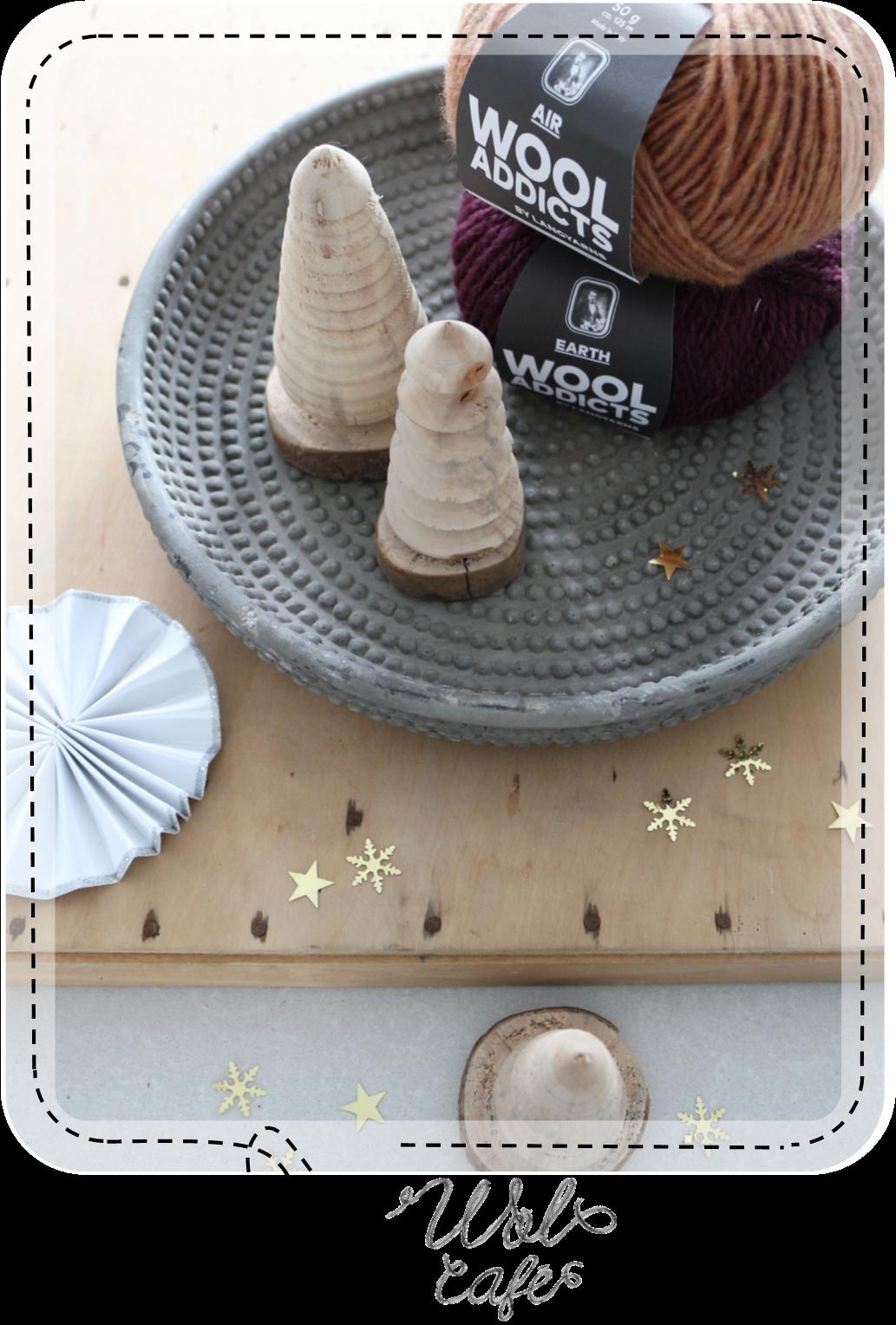 Kerstbrunch en yarn tasting #koudehapjes
