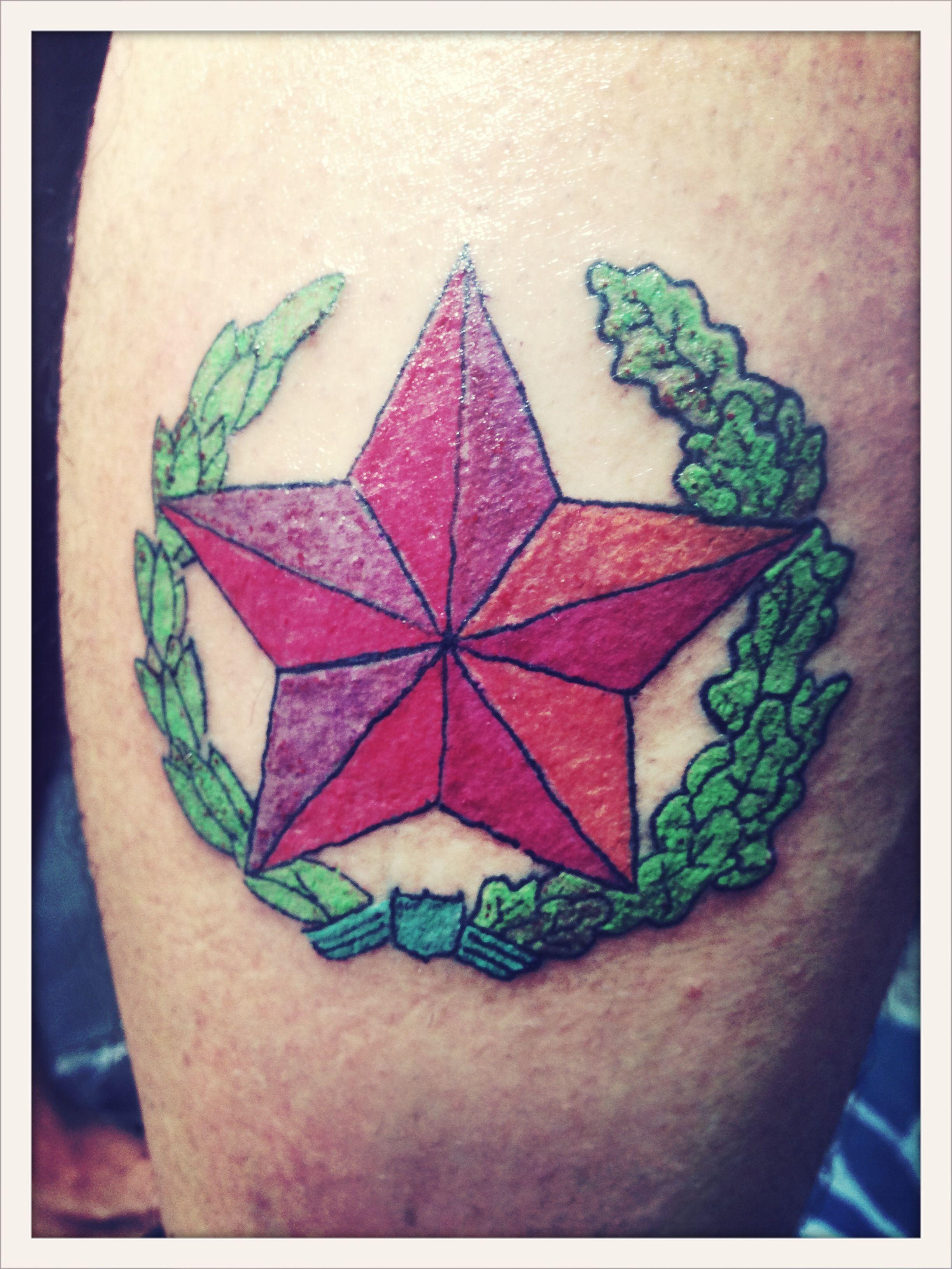 Tatuaje para Toni